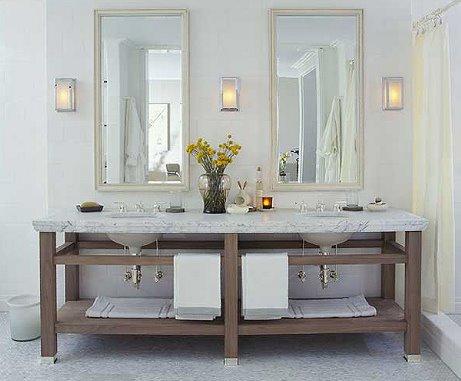 Bathroom lighting dilemma - desire to inspire - desiretoinspire.net