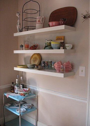 Folding Table Wall Mounted Ikea ~ Flickr finds  Ikea's Lack floating shelves  desire to inspire