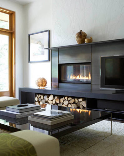 Contemporary Fireplace Tv Stands Unique Furniture Style