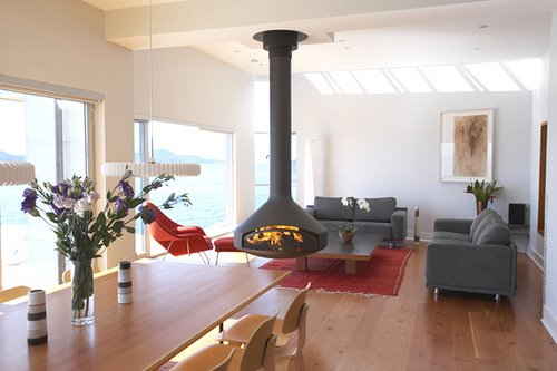 Floating Fireplace 500 x 333