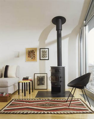 What to do with a suspended fireplace - desire to inspire ...