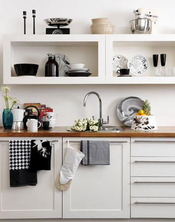 White Kitchen Shelf plain white kitchen shelves is this beautiful and gives me design