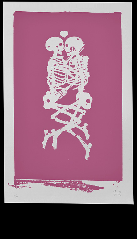 Emil Kozak 'Together Forever' Edition of 5 Size: 40 x 70cm €250 Each