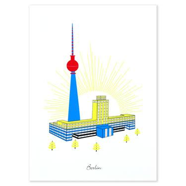 Binth 'Berlin' Size: 8 x 10
