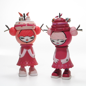 Bumble & Tweet 'Candy' 6 Inches Tall [caption id=