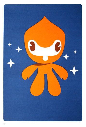 Speto 'Astronaut' Edition of 150 Size: 13 x 19 Inches £75 Each