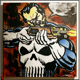 Jason Kimbrell 'Punisher'