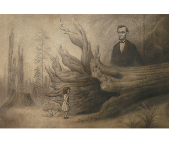 Mark Ryden 'Tree Of Mystery' Edition of 40 Size: 28 x 21 Inches <a href=