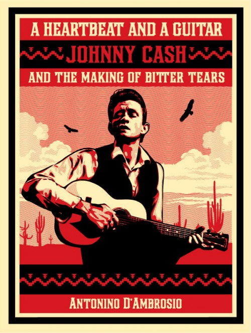 Obey 'Johnny Cash A Heartbreak And A Guitar' Edition of 450 Size: 18 x 24 Inches $50 Each