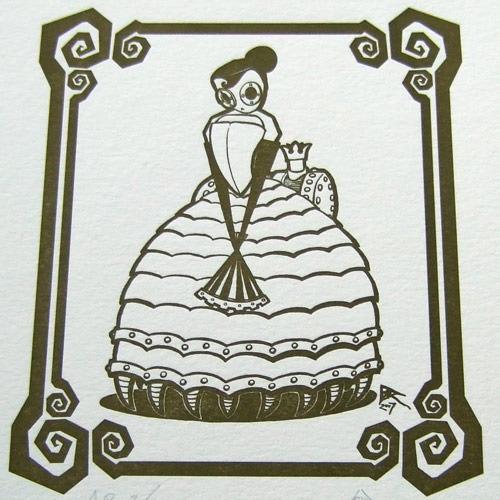 Doktor A 'Anna Matic Mechtorian' Edition of 50 Size: 8 x 10 £10 Each