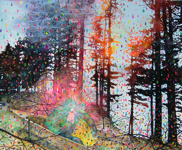Erika Somogyi 'Divining Light' Edition of 100 Size: 10 x 8 Inches <a href=