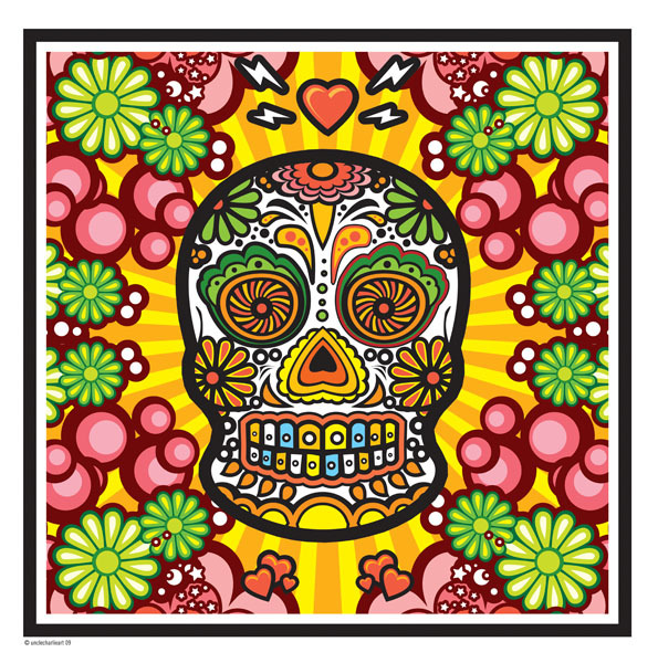 day of dead masks designs. day of the dead skull designs.