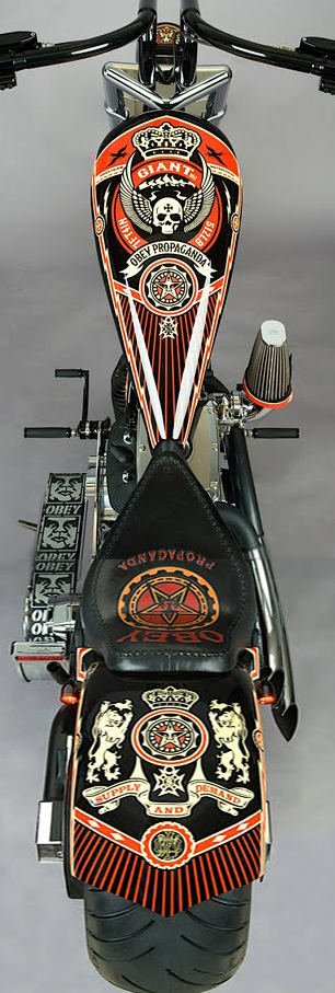 obey motorcycle chopper
