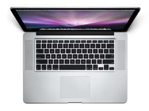 MacBook Pro Late 2008- Photo courtesy of Apple Inc.