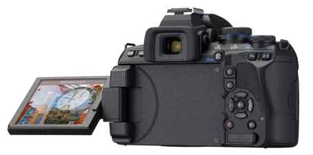Articulating screens- Coming  soon to a DSLR near you
