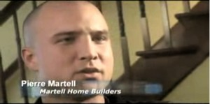 Pierre Martell: Bridging home building and high technology for the benefit of customers
