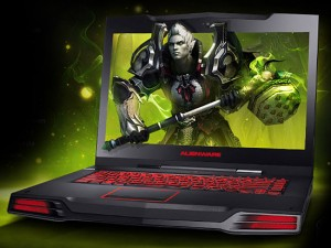 The Beast Unleashed - Alienware's M15x Quad Core Gaming Laptop