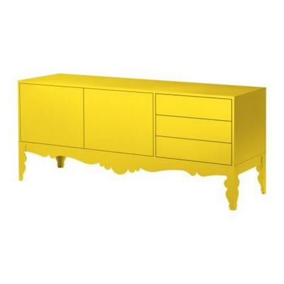I Am Also Thinking Yellow, Like This Ikea Cabinet/buffet. I Am Open To Any  Suggestions And Images You Might Have. Help Me.