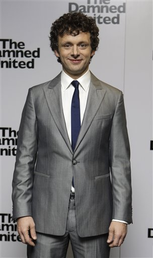 BRITAIN The Damned United Premiere