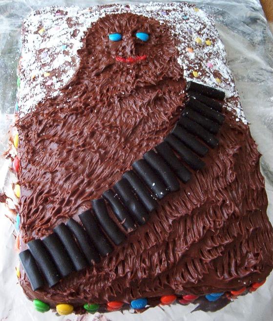 chewbaccacake