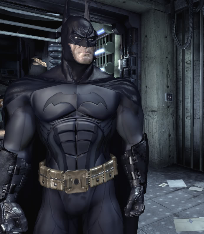 Batman-Skin-8 & BATMAN: ARKHAM ASYLUM - Fan Modified Suits u2014 GeekTyrant