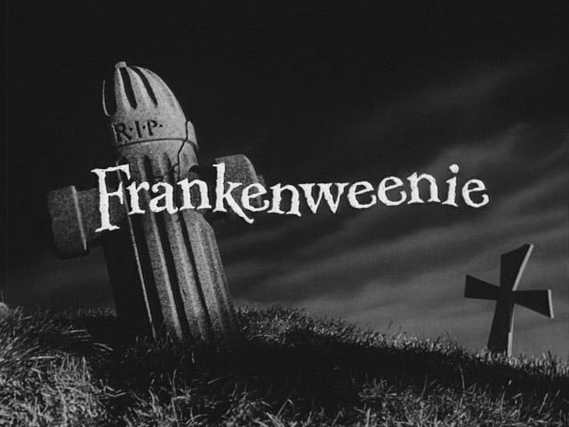 frankenweenie