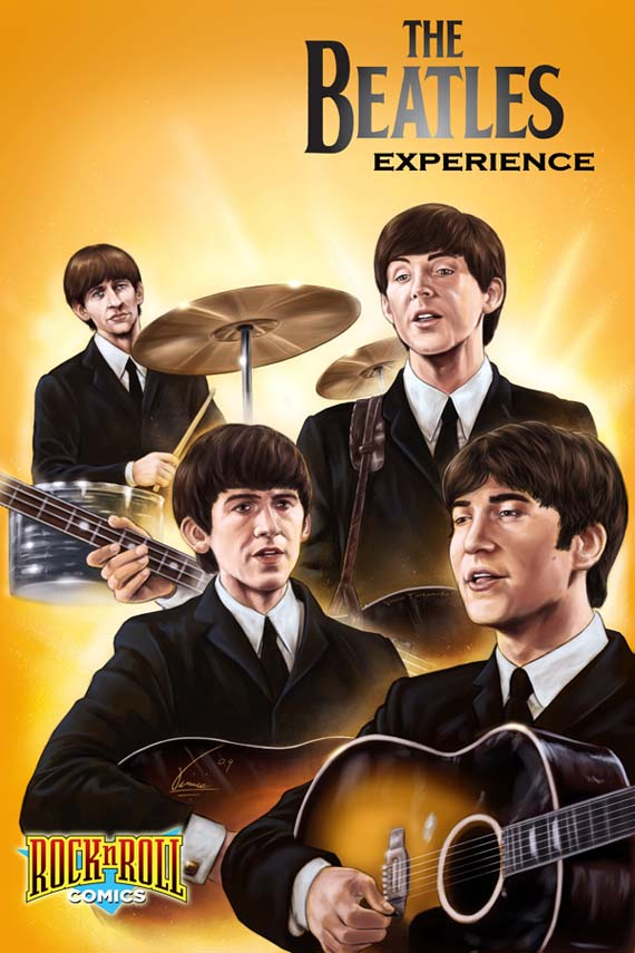 TheBeatlesGraphicNovel