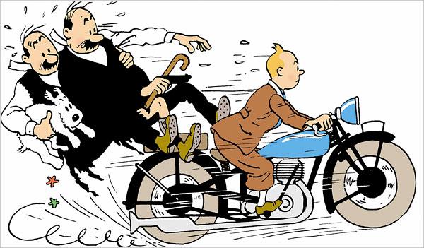 TintinMotorcycle