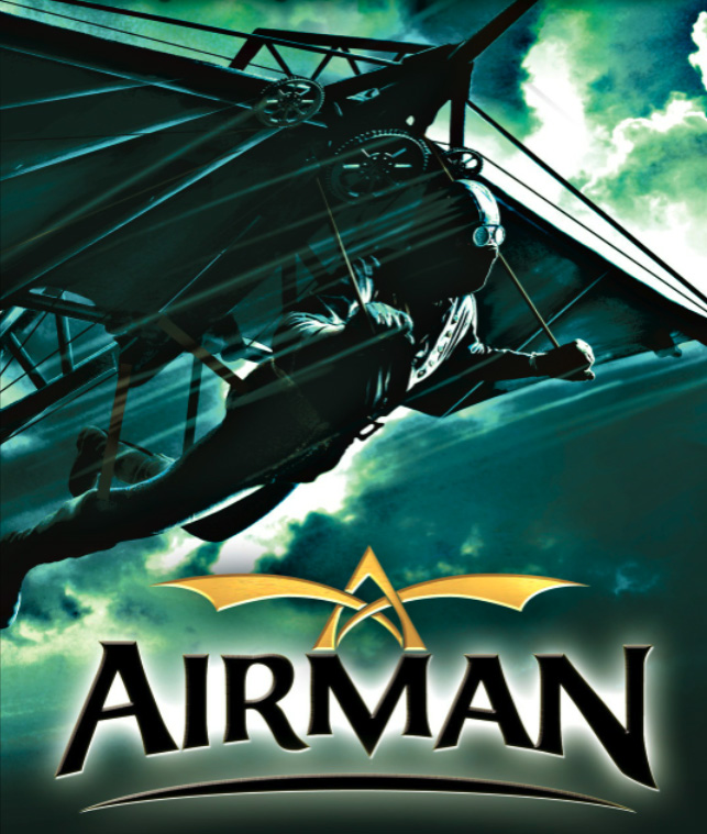 Airman-Cover-Disney