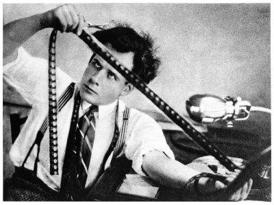Sergei-Eisenstein-Editing
