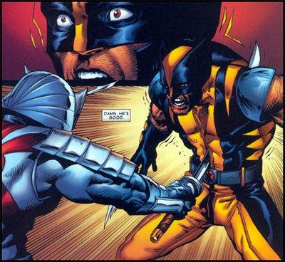 Wolverine-Sword