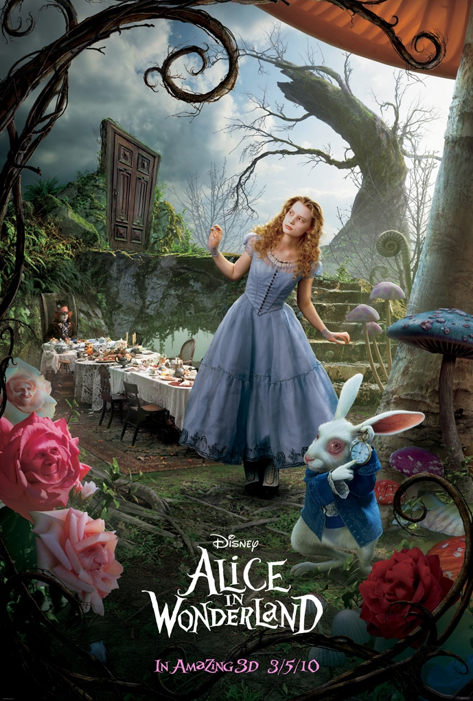 Alice-Rabbit-Wonderland