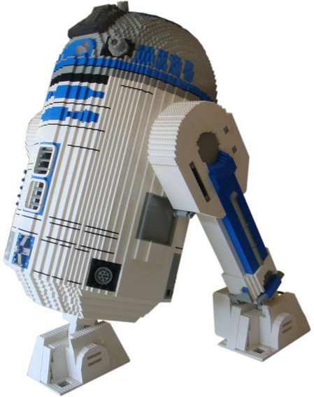 Lego-R2D2