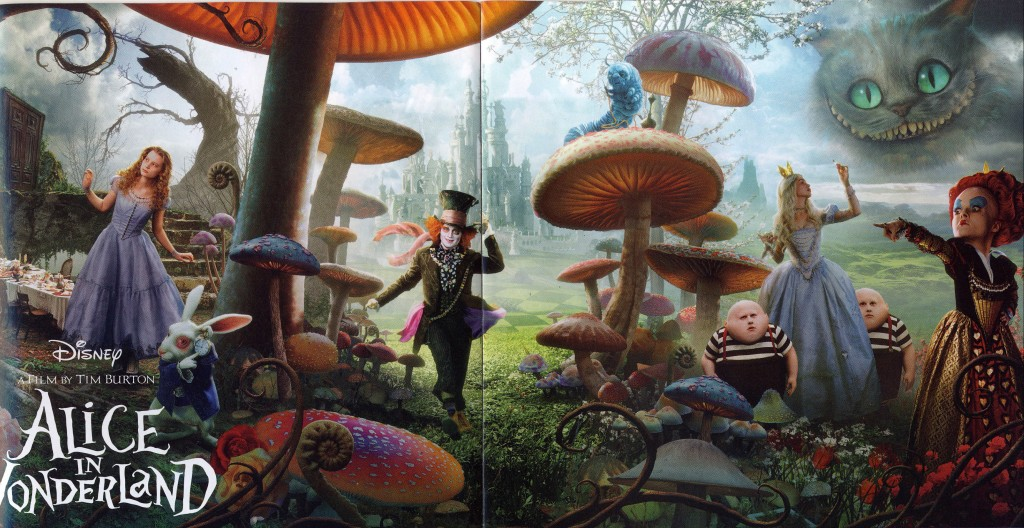 Magazine-Alice-In-Wonderland