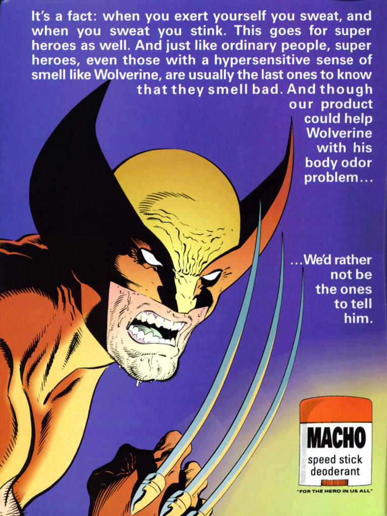 Marvel-Swimsuit-ad-Wolverine