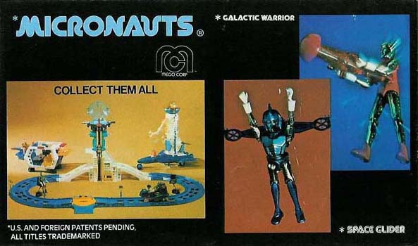 Micronauts-Toys