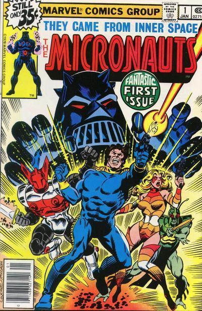 micronauts-comic