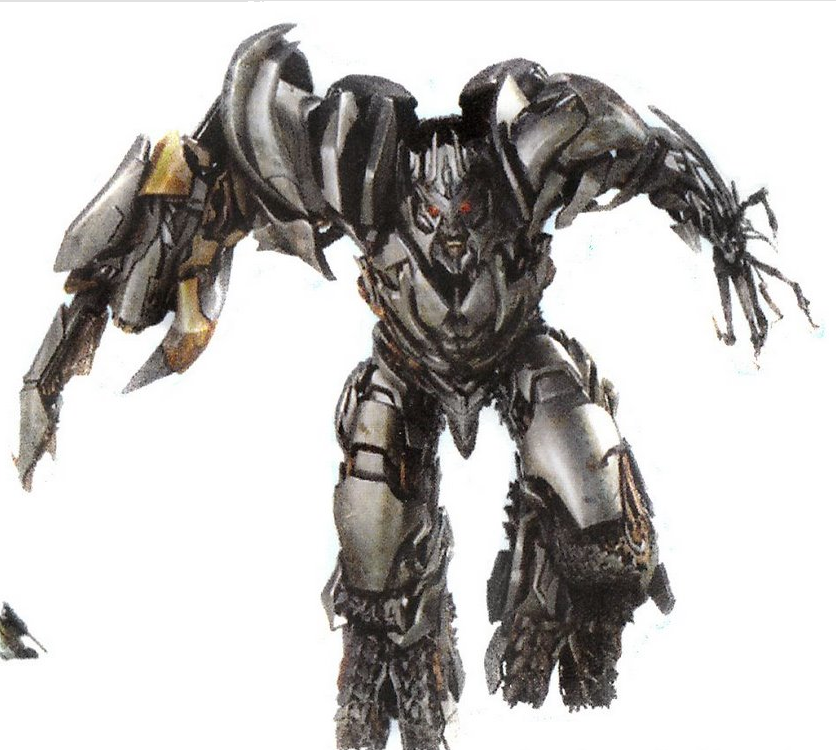 First Look At Megatron And Ravage In Transformers 2 GeekTyrant