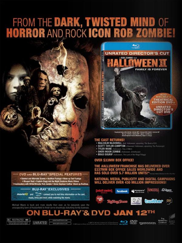h2art2 - Rob Zombie Halloween Music