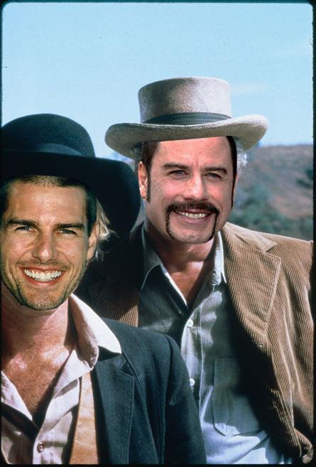 Butch Sundance Cruise Travolta
