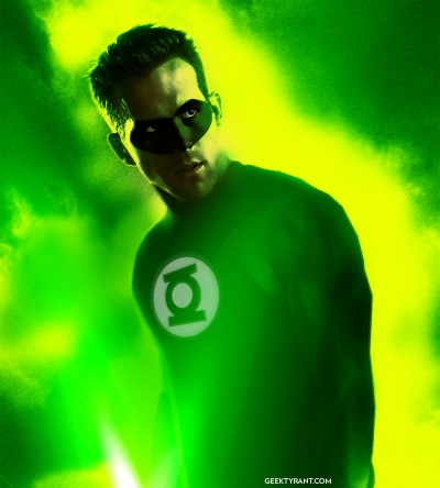 green lantern 2011 film. The Green Lantern film has