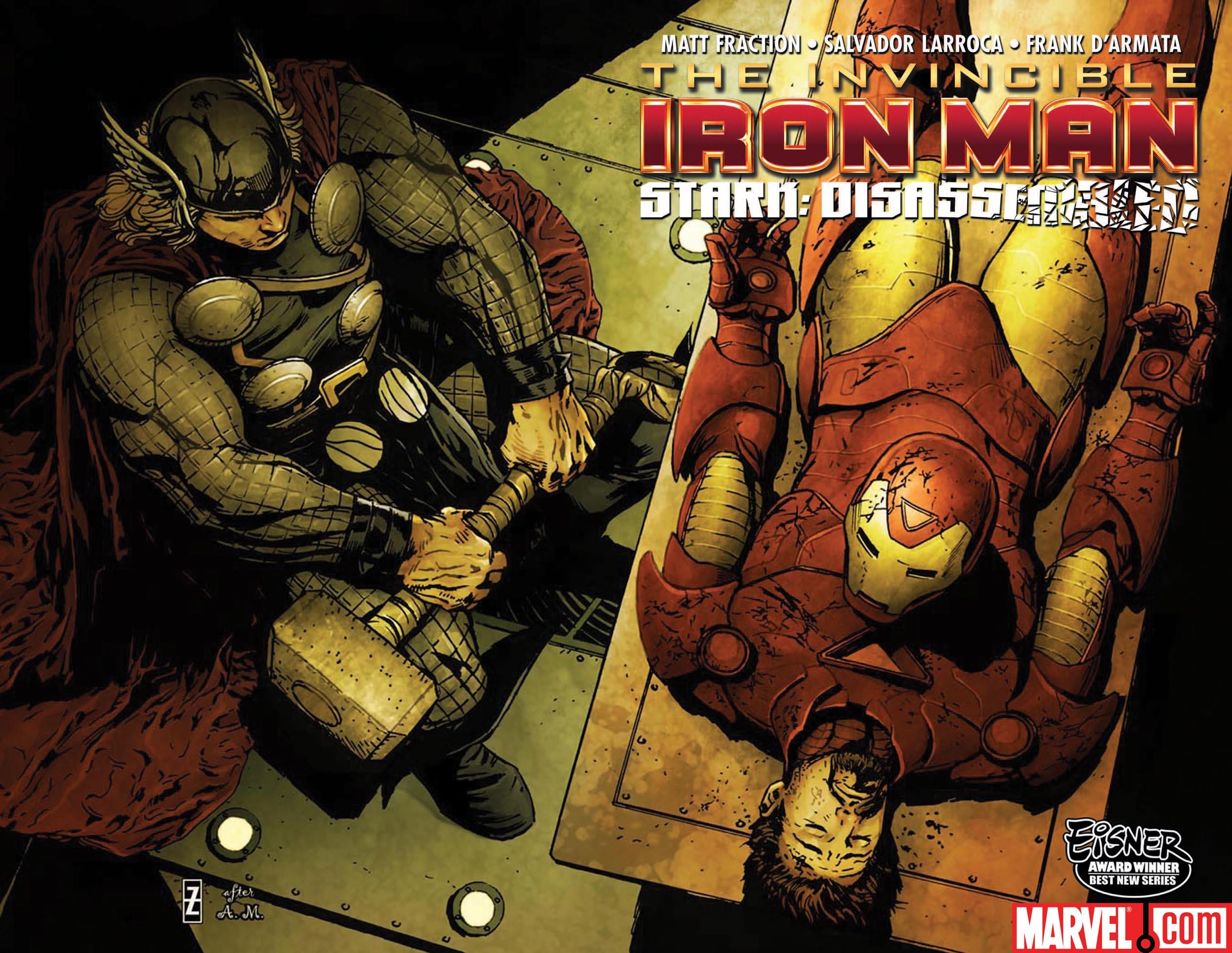 Iron Man dead?