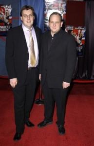 Al Gough and Miles Millar