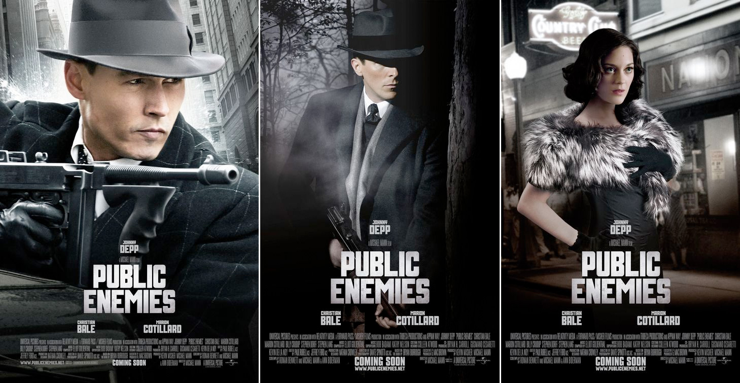 Public Enemy Movie
