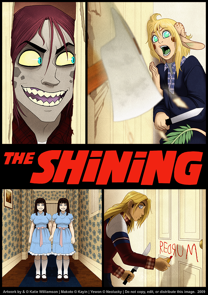 The Shining Anime