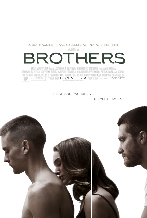 Brothers Teaser movie poster