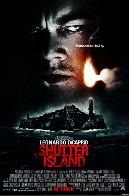 shutterislandposter