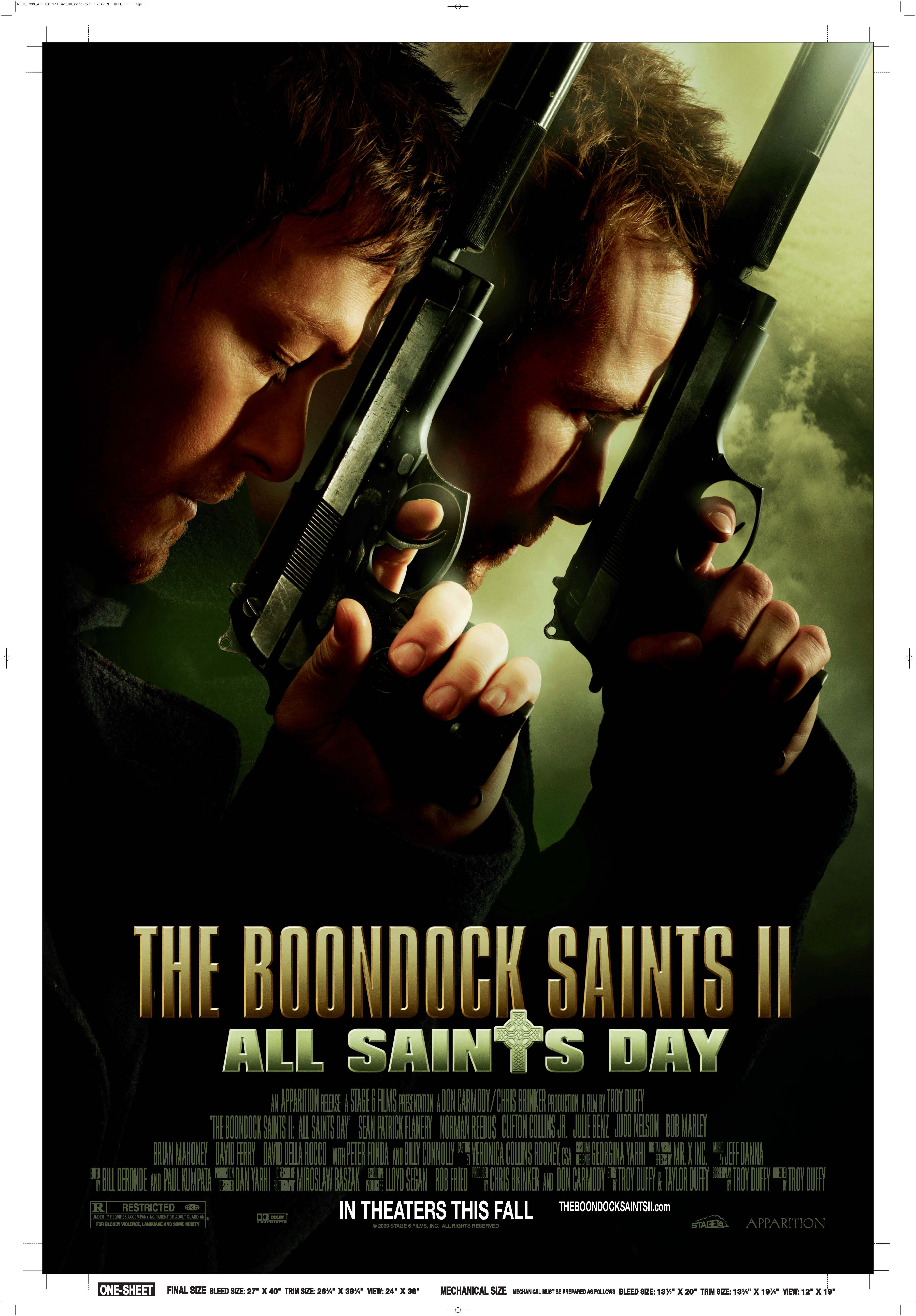Boondock Saints Poster