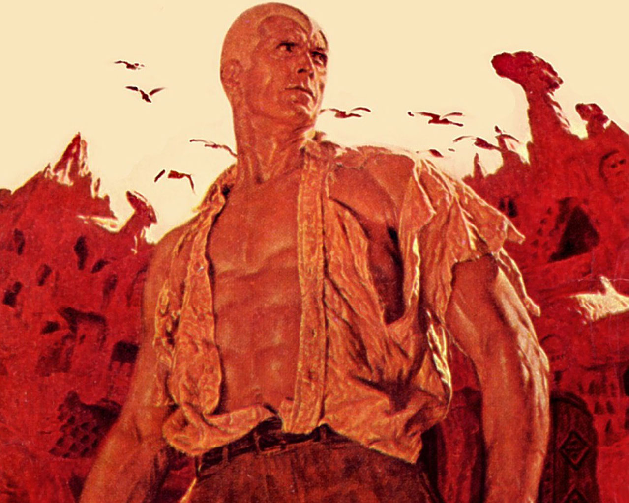 DocSavage_Wallpaper