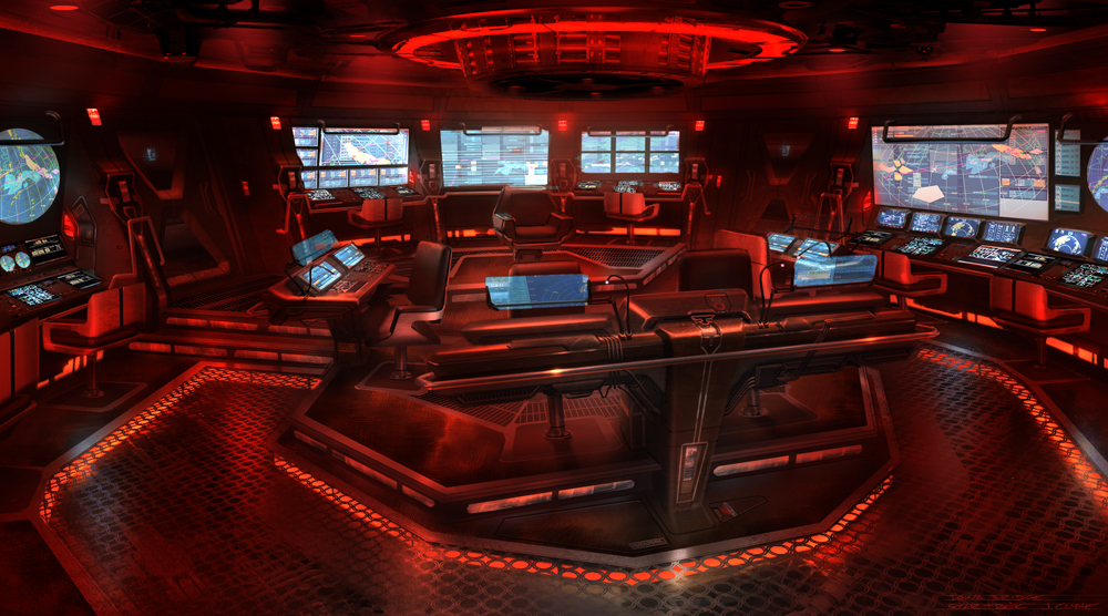 Cool Concept Art From Abrams Star Trek Geektyrant